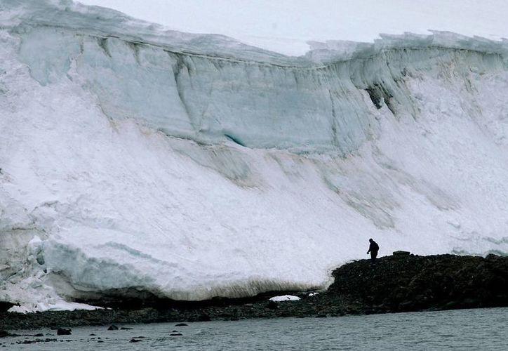 Un alud en remota zona montañosa, sepultó a seis jóvenes. (EFE)
