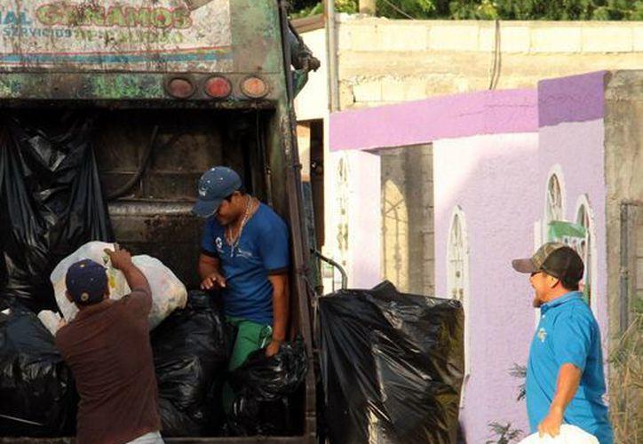 El Ayuntamiento de Mérida pondrá en práctica un proyecto de separación y recolección de basura. (Milenio Novedades)