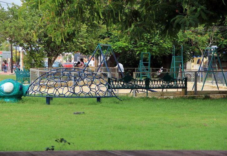 Por ahora, la Comuna sólo atenderá tres parques. (Milenio Novedades)