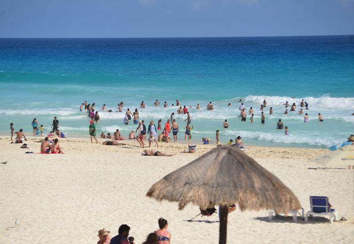 Las playas del destino turístico contarán con nuevas certificaciones. (Karim Moisés/SIPSE)