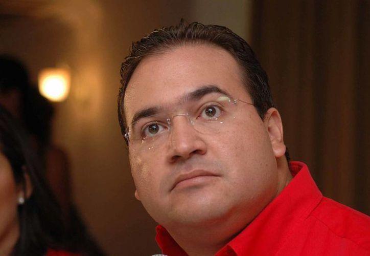 El mandatario veracruzano Javier Duarte enfrenta una demanda de juicio político. (clarinveracruzano.com/Archivo)