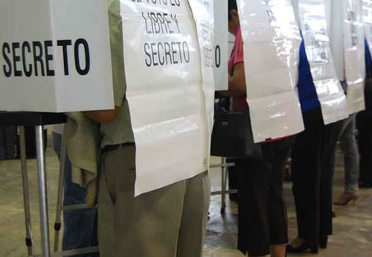 En el INE se trabaja para sacar a mejor puerto el proceso electoral y que la gente acuda a las urnas. (Redacción/SIPSE)