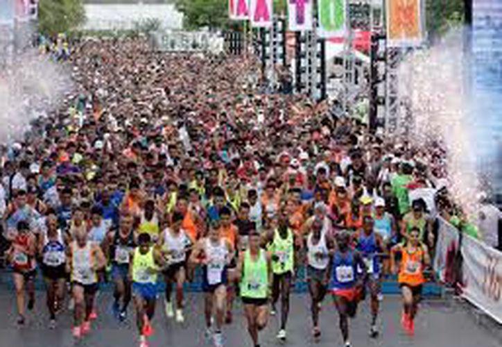 El evento deportivo ocasionará el alto a la circulación de varias avenidas ubicadas cerca del Malecón y la Zona Hotelera. (Archivo/SIPSE)
