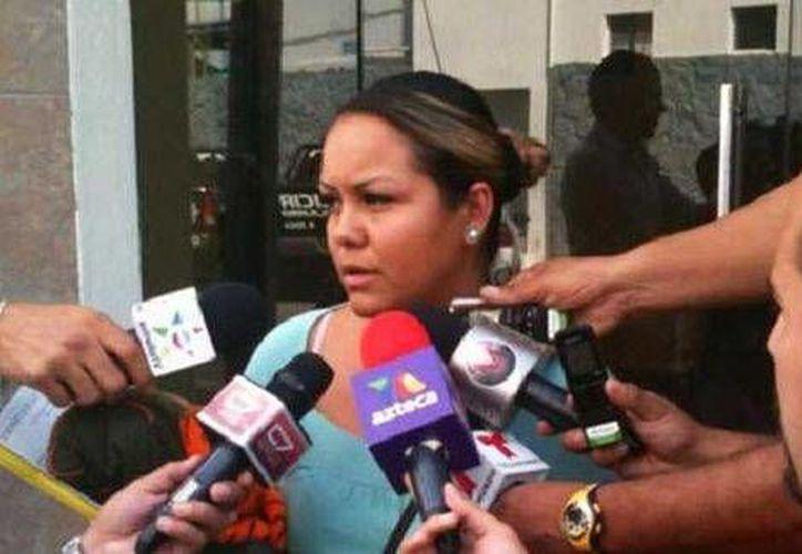 Luz María Villarreal afirma que otras madres se burlaron de su hijo. (Milenio)