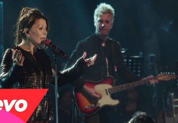 'Mi peor error' es el primer sencillo del nuevo álbum de Alejandra Guzmán. (YouTube)