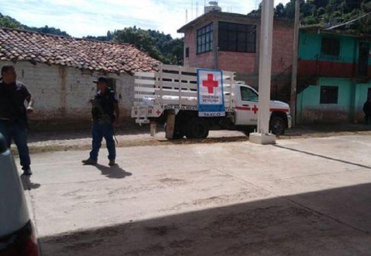 La Cruz Roja Mexicana solicitó una pronta investigación de los hechos ocurridos e hizo un llamado a la sociedad a respetar al voluntariado. (Especial)