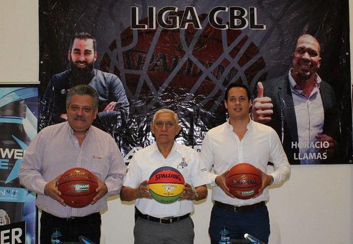 Los organizadores del evento dieron a conocer todos los detalles acerca de la inauguración de la Liga 'Clemencia Barredo López' y la participación de Horacio Llamas en el evento. (Milenio Novedades)