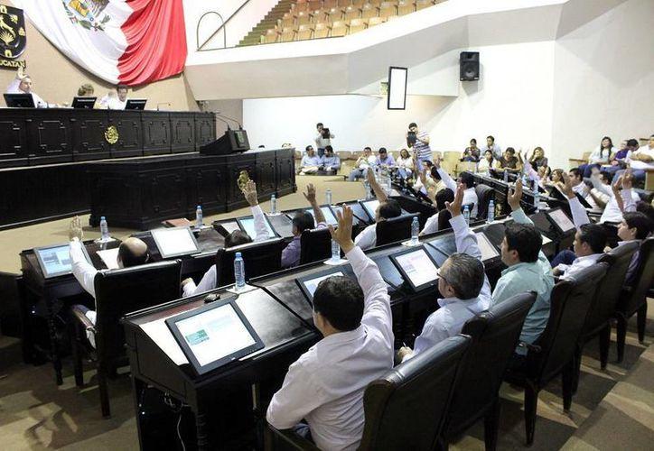 La Legislatura estatal aprobó por unanimidad reformas a ley educativa. (SIPSE)
