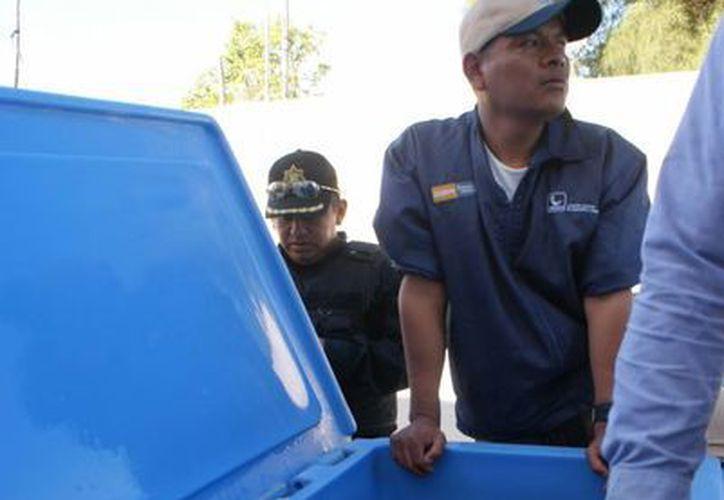 Según las autoridades, la cantidad asegurada no es ni la cuarta parte de lo que se pesca de pepino de mar en Yucatán. (SIPSE)