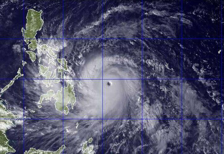 Haiyan es la tormenta número 24 que afecta a Filipinas en lo que va del año. (Agencias)