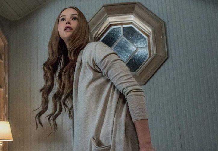 La película es protagonizada por Jennifer Lawrence. (Contexto)