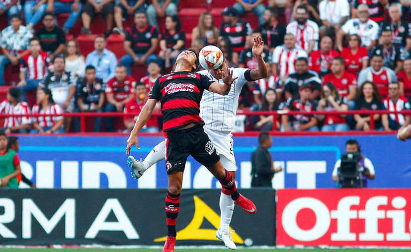 Xolos supieron aprovechas las oportunidades de gol. (JamMedia)