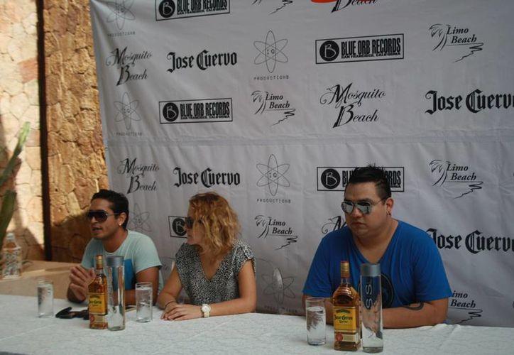En conferencia de prensa dieron a conocer que el acceso al festival será gratuito. (Octavio Martínez/SIPSE)