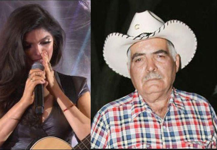 Don Antero Ugalde señaló que su hija no debe tener tiempo ni para dormir, puesto que no se comunica con él. (Redacción/SIPSE)