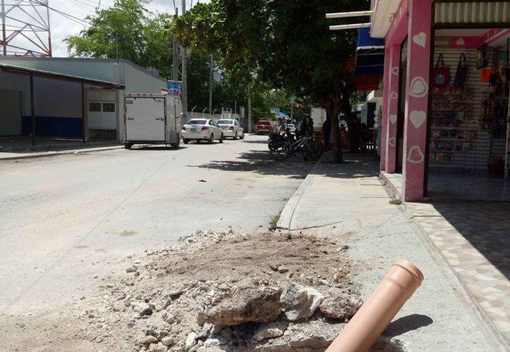 Las autoridades de la CAPA están por iniciar obras cerca del centro ceremonial. (Sara Cauich/SIPSE)