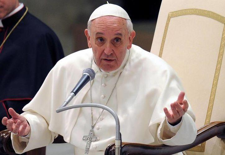 El puesto que ocupará Mario Batista por orden del Papa estaba vacante desde 2011. (EFE)