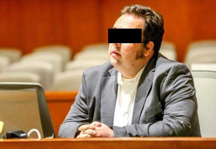 Ritchie fue hallado culpable en su tercer juicio, luego de que otros dos casos en su contra fueran declarados nulos.  (Excelsior)