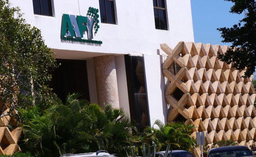 Actualmente en la AAFY están concentrados en la integración de la Ley de Ingresos para el próximo año, lo cual enviarán al Congreso del Estado a más tardar el 20 de diciembre.