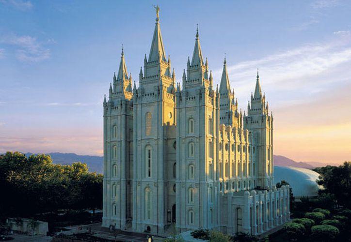 """El nombre oficial de la religión es """"Iglesia de Jesucristo de los Santos de los Últimos Días"""". (Internet)"""
