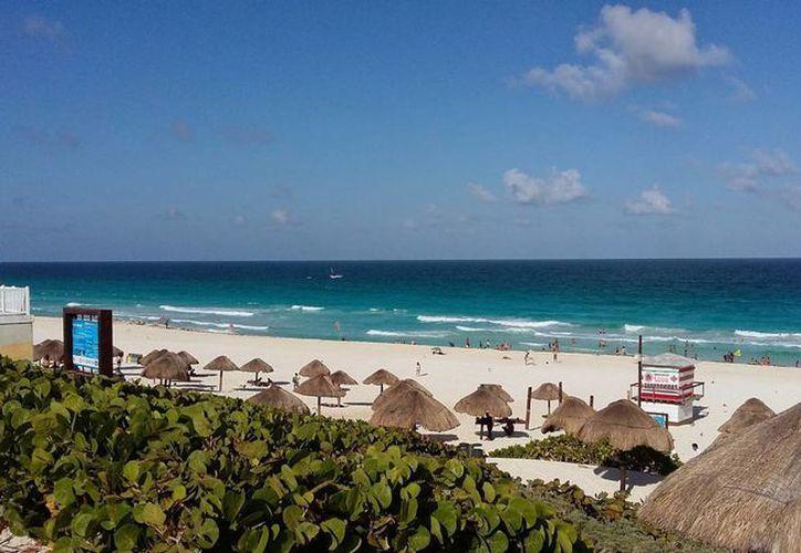 En total 22 medios de México y el extranjero arribaron al destino de enero a abril: OVC. (Redacción/SIPSE)