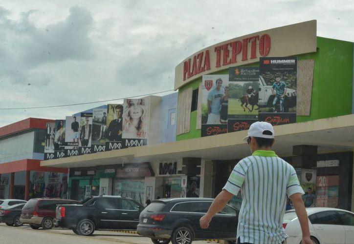 La frontera entre México y Belice se ha convertido en el centro de distribución de mercancía 'fayuca' al centro del país. (Redacción/SIPSE)
