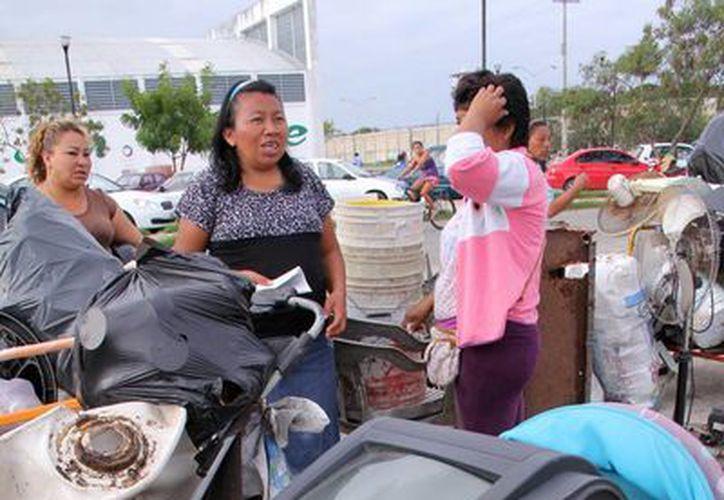 Del total de desechos electrónicos que se generan en el país, el 40 % está en las casas. (Milenio Novedades)