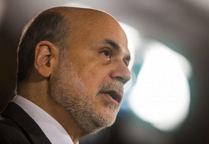 Bernanke fue nombrado presidente de la Reserva Federal por George W. Bush en 2006 y confirmado por Barack Obama en 2009. (EFE/Archivo)