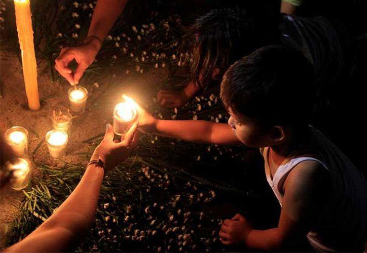 Un total de nueve niñas fueron trasladadas a Massachusetts, Texas y Ohio para su curación tras el incendio en Guatemala. (Excélsior).
