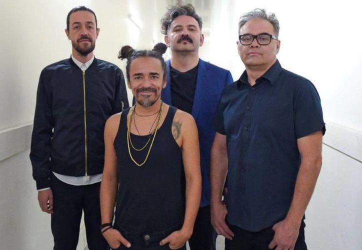 Café Tacvba es una de las agrupaciones invitadas al festival. (Jocelyn Díaz/SIPSE)