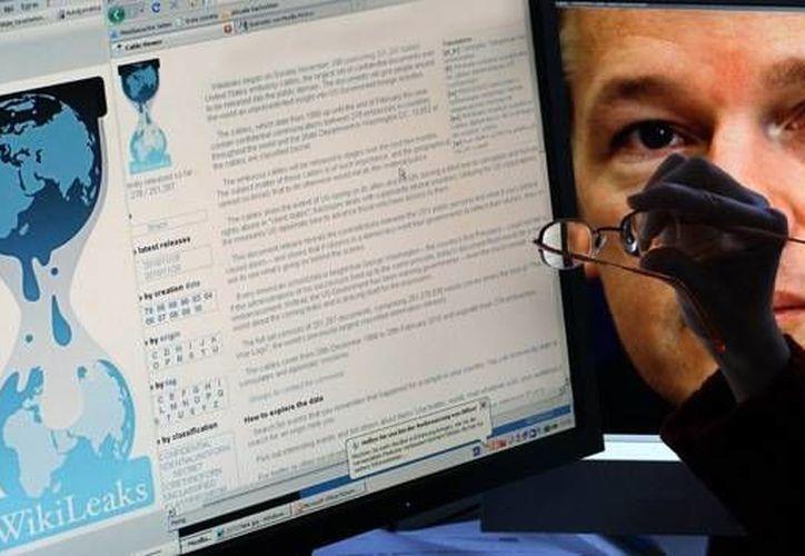 """El secretismo durante la negociación sobre un tratado comercial de carácter vinculante y ejecutable es """"objetable y antidemocrático"""", sostiene WikiLeaks. (AFP/actualidad.rt.com)"""
