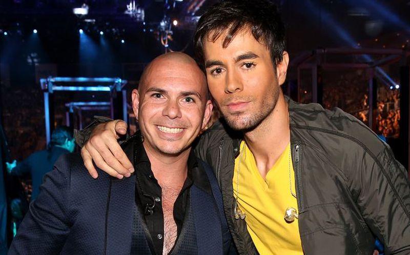 Enrique Iglesias lanzará sencillo 'Move to Miami' con Pitbull