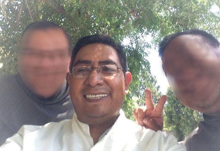 El padre Joaquín Hernández Sifuentes estaba desaparecido desde hace nueve días; su auto fue localizado en Nuevo León. (vanguardia.com.mx)