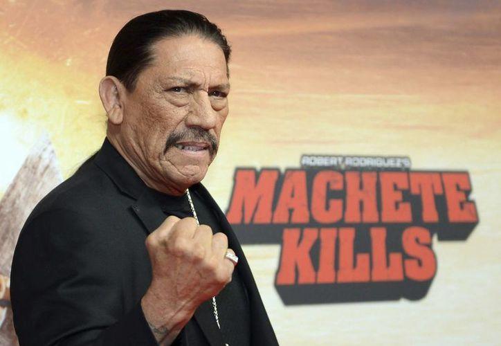 El actor de origen mexicano Danny Trejo vuelve a trabajar con los Muppets en nueva película. (EFE/Archivo)