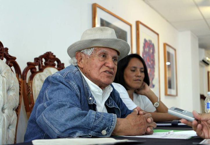 Leo Acosta ofrece una muestra de su obra más reciente en la Galería Terracota. (Milenio Novedades)