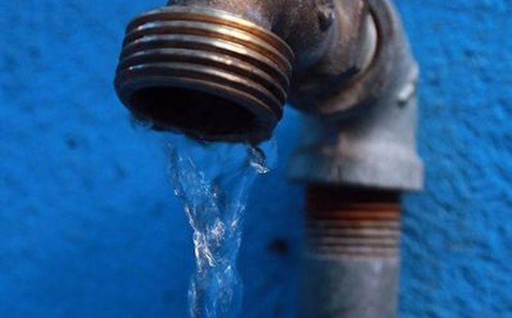 Van por una mejor gestión del recurso hídrico. (Archivo/Notimex)