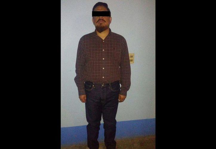 El ex alcalde fue detenido por el delito de Homicidio Calificado en agravio de Moisés Villanueva de la Luz y Erick Estrada Vázquez. (Foto: La Jornada)