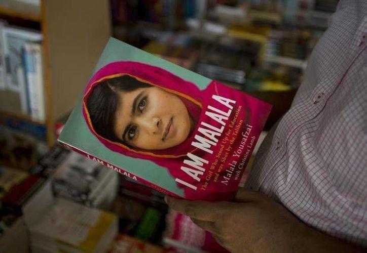La obra plasma las memorias del ataque armado que sufrió por parte del Talibán. (Archivo/Agencias)