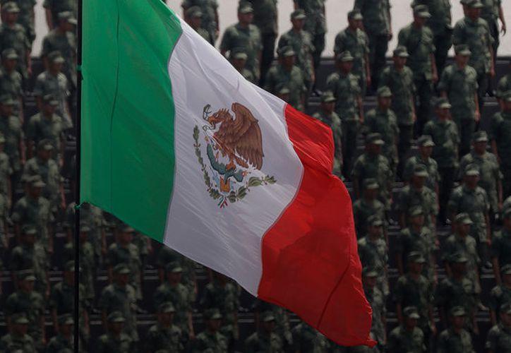 Este miércoles se hizo la presentación de la convocatoria del plan de incorporación a la Guardia Nacional. (Internet)