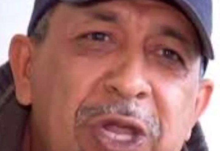 Servando Gómez, alias La Tuta, líder de Los Caballeros Templarios circuló un audio en el que literalmente se despide porque -dice- 'tengo que cuidarme'. (Captura de pantalla/Youtube/Primera Plana)