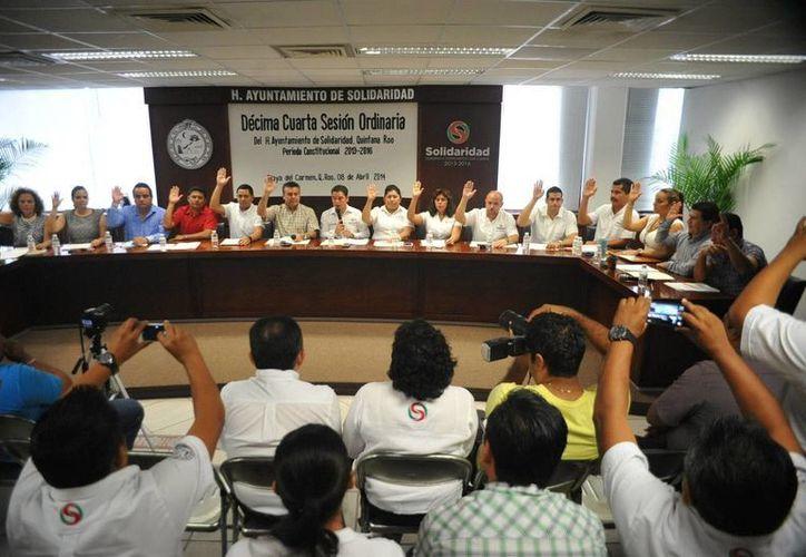 Por unanimidad fue aprobado el reglamento del Comité de Planeación para el Desarrollo del Municipio de Solidaridad. (Redacción/SIPSE)