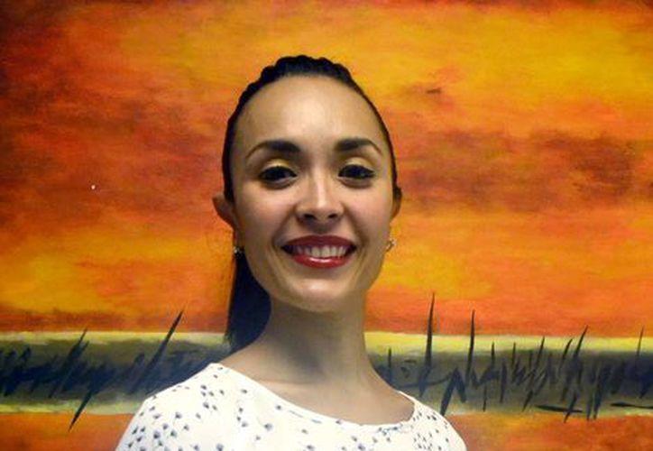 La  presentación constará de 13 cuadros en los que se incluyen diferentes tipos de danzas, las cuales son coreografiadas por Montserrat Castellanos, Melvi Pino y Mabel Pavía Vera (foto). (Milenio Novedades)