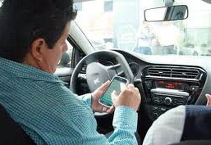 Uber realiza ajustes. (Foto: Milenio Novedades)