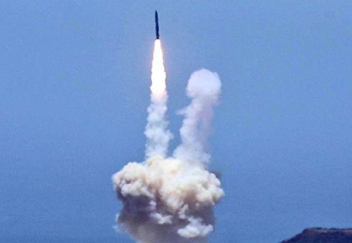 Estados Unidos calificó como exitosa la destrucción de una ojiva simulada, como parte de su plan de defensa contra misiles. (Excélsior)