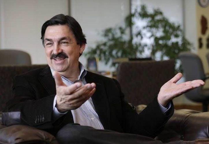 A pesar de tener la nacional canadiense, el líder minero Napoleón Gómez Urrutia no perdió la nacionalidad mexicana. (soycobre.com)