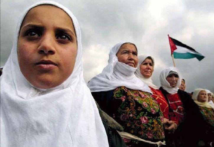 El video busca iniciar un debate sobre la cuestión del delito de honor en la sociedad palestina. (um.es)