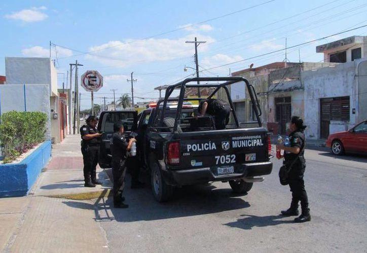 Inicia el operativo municipal en Progreso por vacaciones de Semana Santa. (SIPSE)