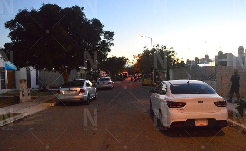 La víctima fue encontrada sin vida dentro de su casa en Ciudad Caucel. (Novedades Yucatán)