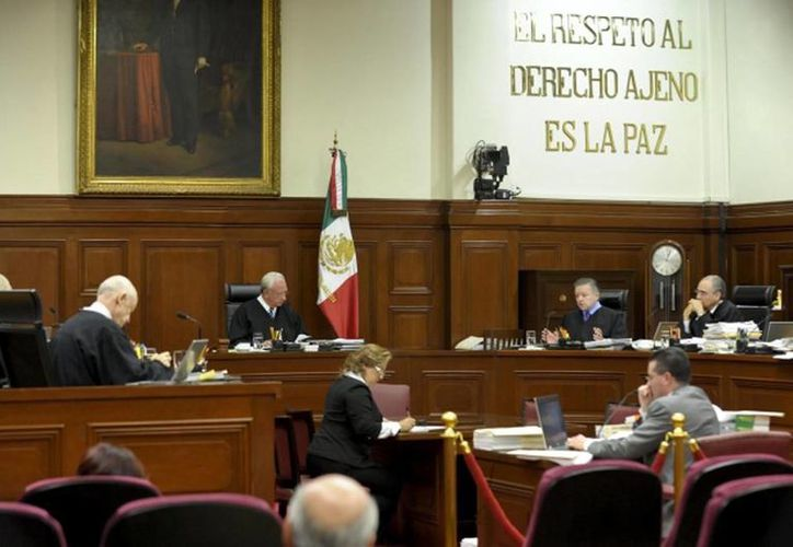 Suprema Corte de Justicia de la Nación no ha contactado a los senadores que impugnaron el IVA en las fronteras. (Archivo)