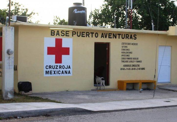 Puerto Aventuras requiere el servicio de la institución. (Daniel Pacheco/SIPSE)