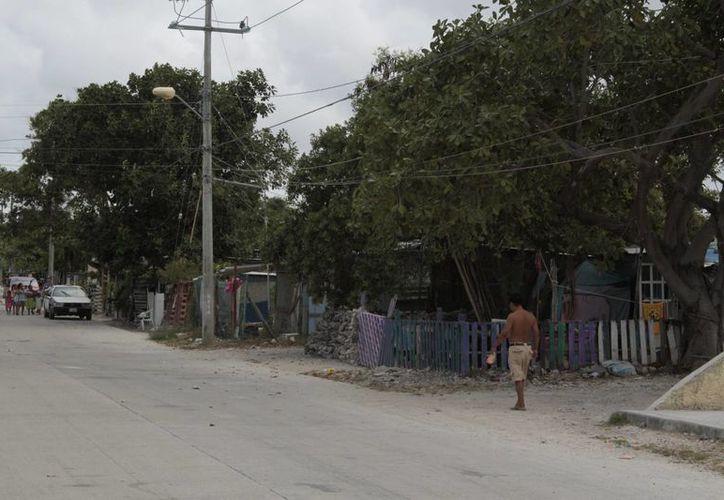 El proceso de recuperación de los predios invadidos está por concluir y se analizaran acciones para quienes ocupan ilegalmente los terrenos. (Tomás Álvarez/SIPSE)